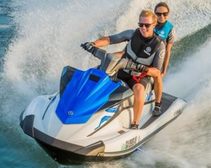 2015 YAMAHA WAVE RUNNER #3