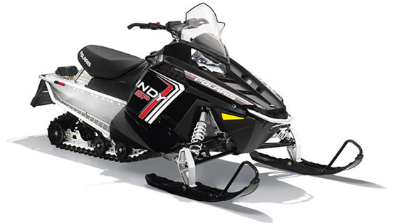 2015 POLARIS INDY 600 ES Snowmobile Rental