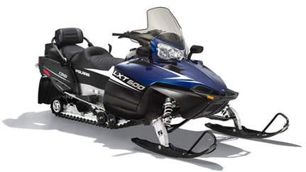 2015 POLARIS LXT 600 Snowmobile Rental