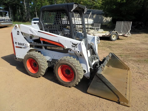 BOBCAT S510 Equipment Rental