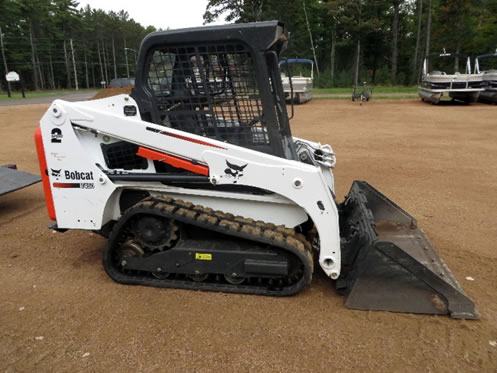 Skid Steer Cat 239d Pauls Rent All