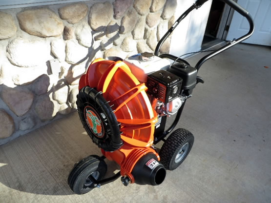 LEAF BLOWER Equipment Rental